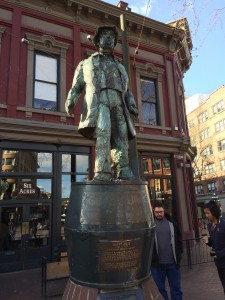The Founder of Gastown